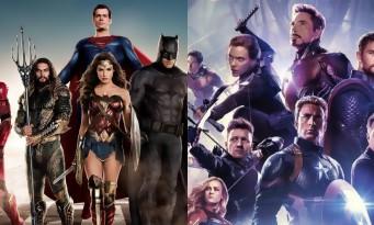 DC vs Marvel : un film crossover ? James Gunn pense que c'est possible