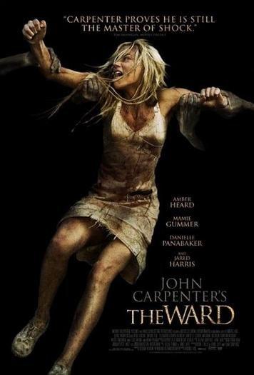 The Ward Blu ray & DVD