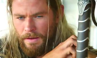 Mais que fichait Thor pendant Captain America Civil War ?