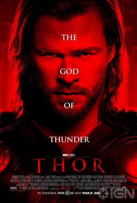 Thor était trop musclé pour le rôle