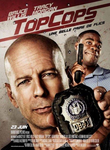 Tout sur les DVD et Blu-ray de Top Cops, un film avec Bruce Willis