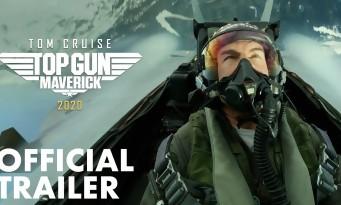 Top Gun 2 Maverick - la bande-annonce est là avec Tom Cruise