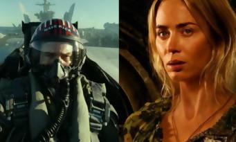 Top Gun Maverick et Sans Un Bruit 2 : les nouvelles dates de sortie dévoilées !