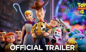 Toy Story 4 : Woody et Buzz dans leur plus grande aventure (bande-annonce)