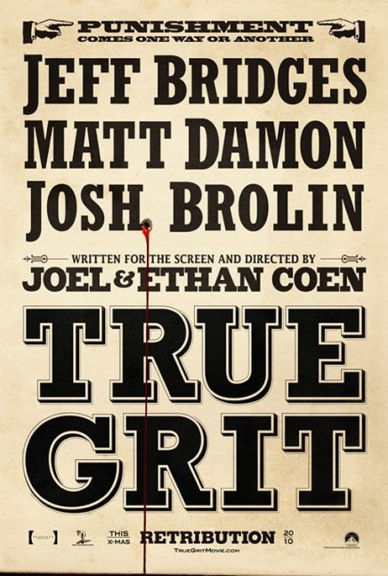 True Grit : le trailer complet