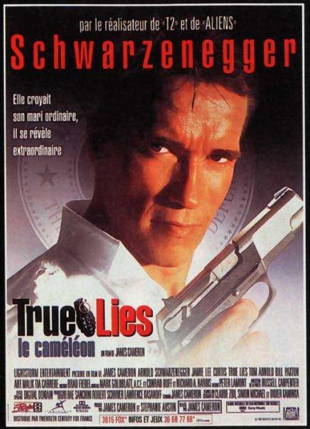 James Cameron adapte True Lies pour la télévision