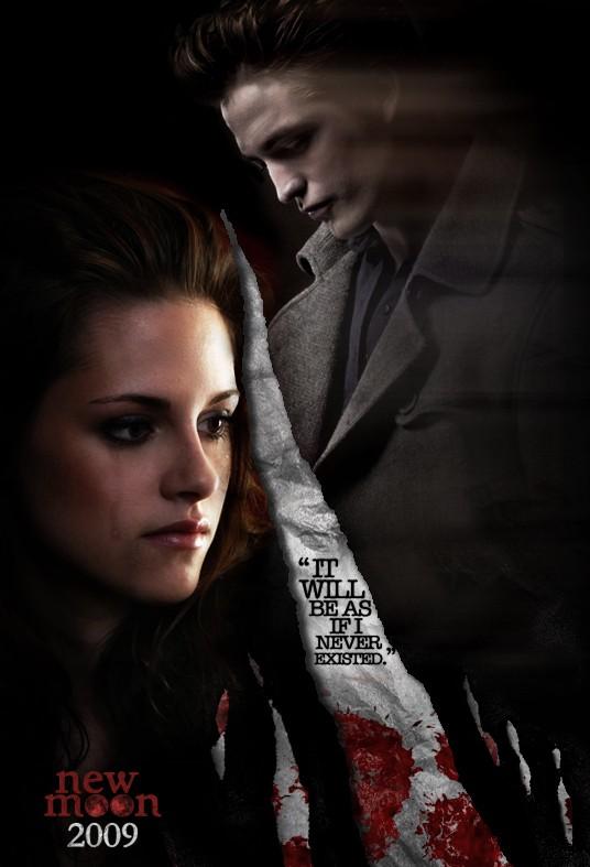 Affiche Et Photos Twilight Chapitre 2 Tentation