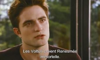 Twilight 4 chapitre 2 : bande annonce #1 VOST