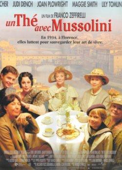 Un thé avec Mussolini