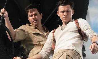 Uncharted : la bande-annonce explosive avec Mark Wahlberg et Tom Holland