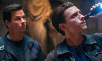 Uncharted Le Film : la bande-annonce a leaké et reprend une scène de Uncharted 3