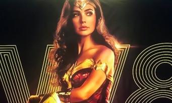 La bande-annonce de Wonder Woman 1984 est là !