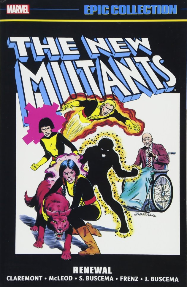 X-Men : Les Nouveaux Mutants