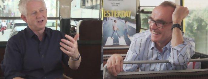 Yesterday : on a rencontré Danny Boyle et Richard Curtis - interview