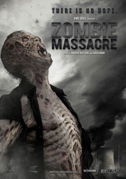 Zombie Massacre : bande annonce du film d'horreur produit par Uwe Boll