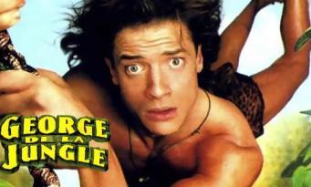 George de la Jungle sur Disney+. Une suite avec Brendan Fraser ? Il répond