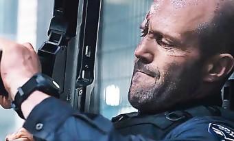 """Jason Statham, je vois les gens trembler devant lui"" Josh Harnett"