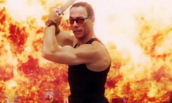 Jean-Claude Van Damme prépare le tournage de son film Netflix et montre ses muscles !