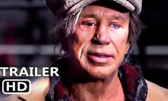 TIGER : Mickey Rourke de retour au cinéma avec un film de boxe (bande-annonce)