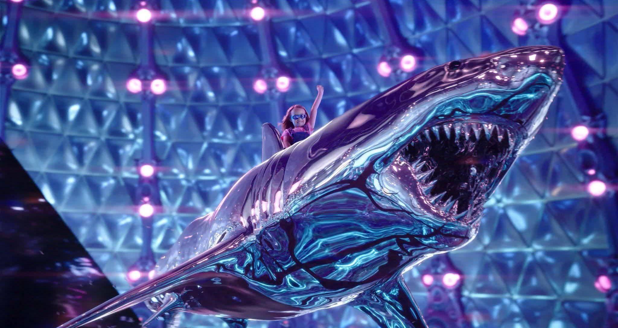 Sharkboy et Lavagirl reviennent dans
