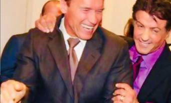 """Sylvester Stallone : """"Joyeux anniversaire Arnold Schwarzenegger, Tu restes un modèle pour moi"""""""