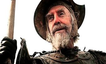 Don Quichotte : le film maudit de Terry Gilliam a enfin une bande-annonce