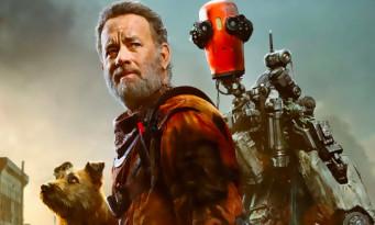 Finch : Tom Hanks, un robot, un chien et l'Apocalypse (bande-annonce)