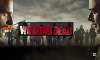"""THE WALKING DEAD saison 8 : nouvelle bande annonce """"Tu vas te chier dessus"""" VOST"""