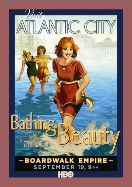 Posters Boardwalk Empire