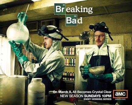 Breaking Bad saison 5 :  la plus rentable !