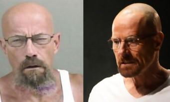 BREAKING BAD : la Police américaine traque un sosie de Walter White !