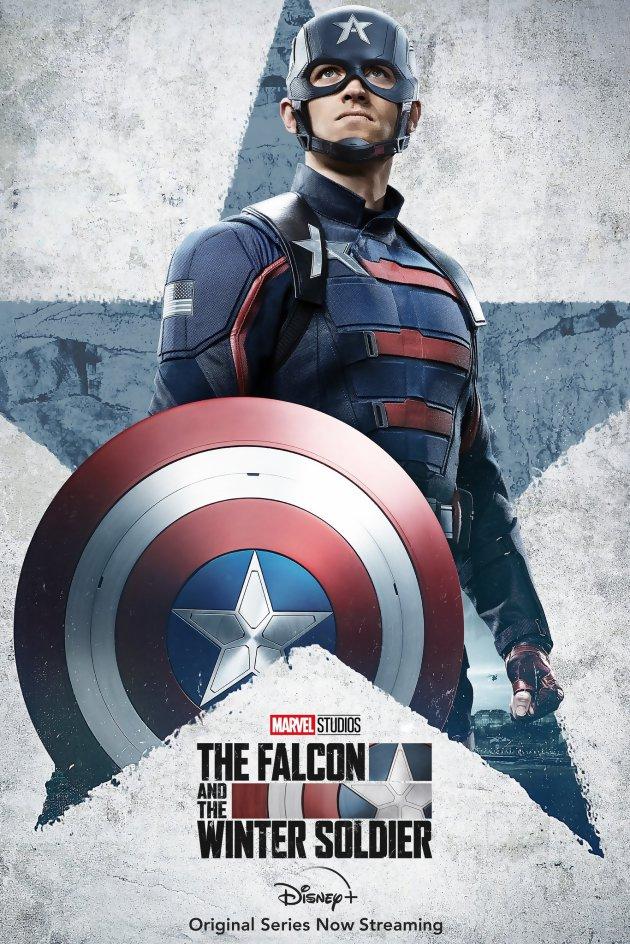 Falcon et le soldat de l hiver