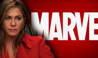 Jennifer Aniston pense que les films MARVEL pourrissent le cinéma