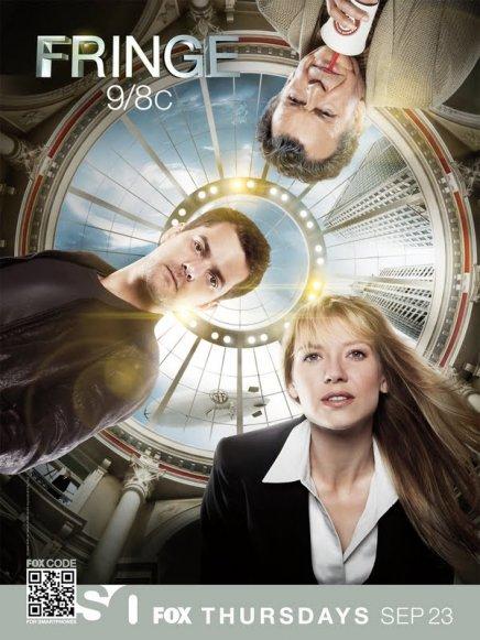Poster Fringe saison 3