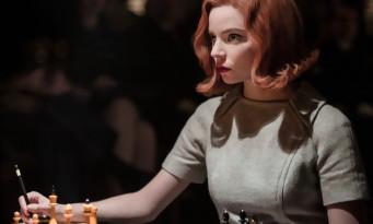 Le Jeu de la Dame : la série limitée la plus vue de Netflix (Anya Taylor-Joy)