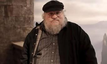 Game Of Thrones : George R.R Martin, son coup de gueule contre les fans de la série