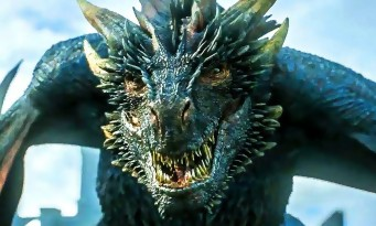 GAME OF THRONES Saison 7 : nouvelle bande-annonce et gros DRAGON !