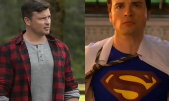 Les fans de Tom Welling/Smallville en colère contre le crossover Crisis On Infinite Earths
