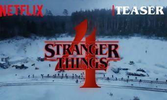 Stranger Things saison 4 : un premier teaser avec une énorme surprise !