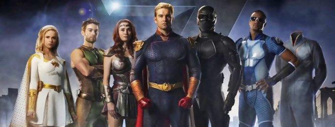 The Boys : encore un trailer dingue et gore pour la série anti Marvel d'Amazon