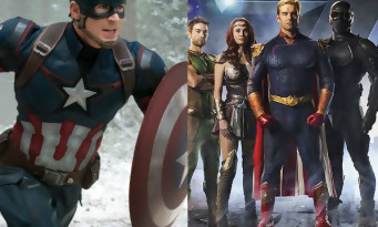 Un acteur de The Boys dégoûté de ne pas avoir été Captain America à cause de Gossip Girl