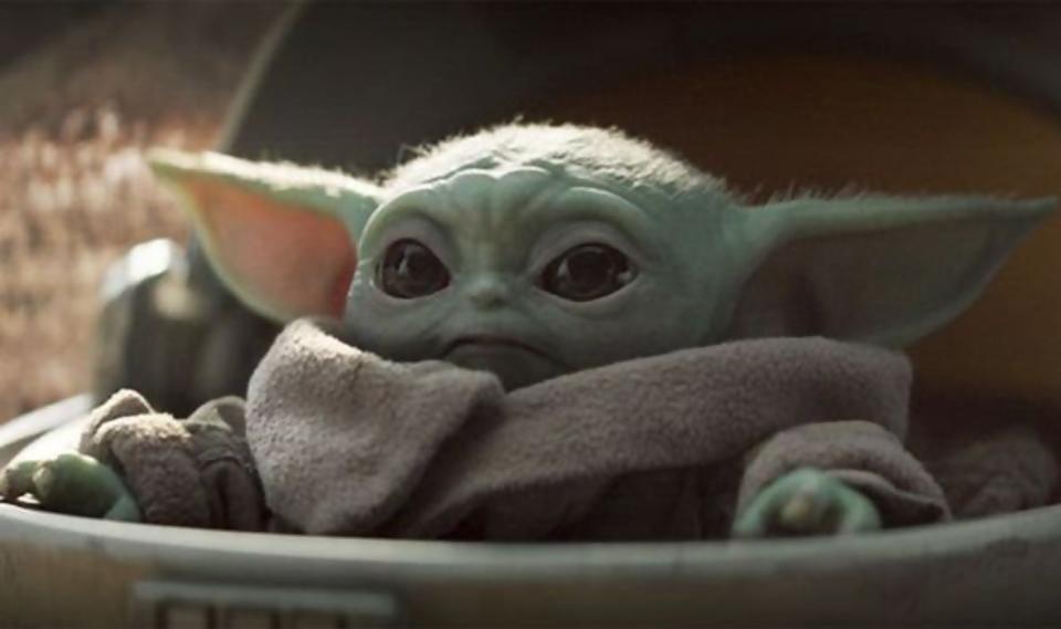 The Mandalorian : les jouets Baby Yoda vont casser Noël ! - Star Wars