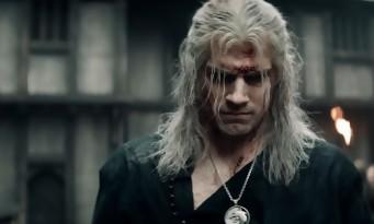 The Witcher : le plein de nouvelles images badass d'Henry Cavill face aux monstres de la série