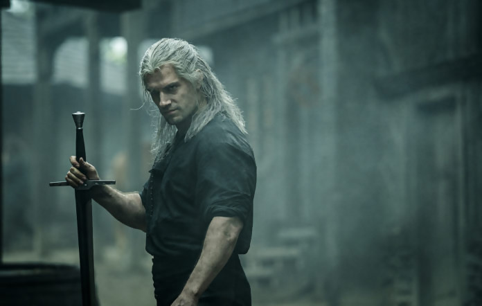 Aperçu des combats — The Witcher Netflix